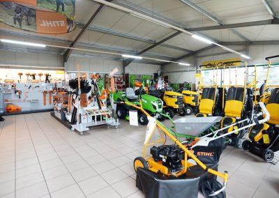 Ausstellung Scherbatzki Motorgeräte in Beeskow